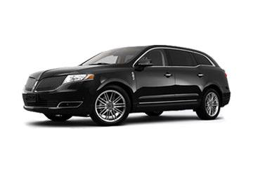Lincoln MKT Sedan